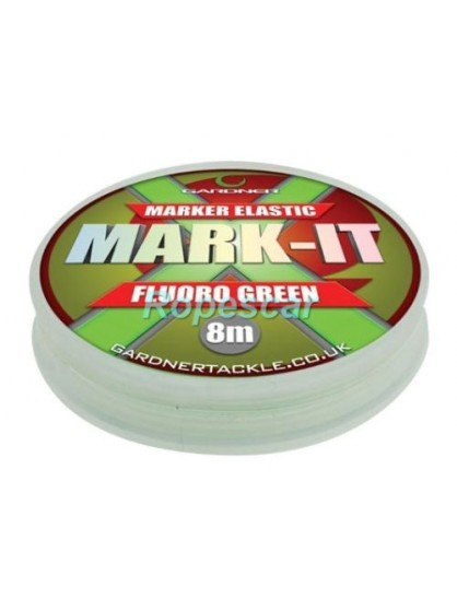 Elastic marcare Mark It Fluo 8M - Gardner