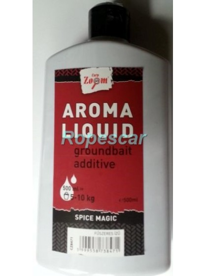 Aroma lichida pt. groundbait Spice Magic 500 ml. - Carp Zoom