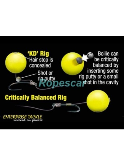 Eternal Boilies 12 mm.- Enterprise Tackle