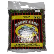 Boilies tare pentru nadit - Happy Carp Meat Mix 20 mm. - Misel Zadravec