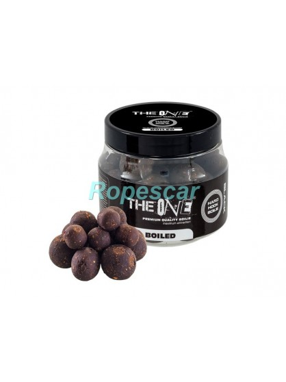 Boilies solubil pt. carlig The Black One 150 gr.