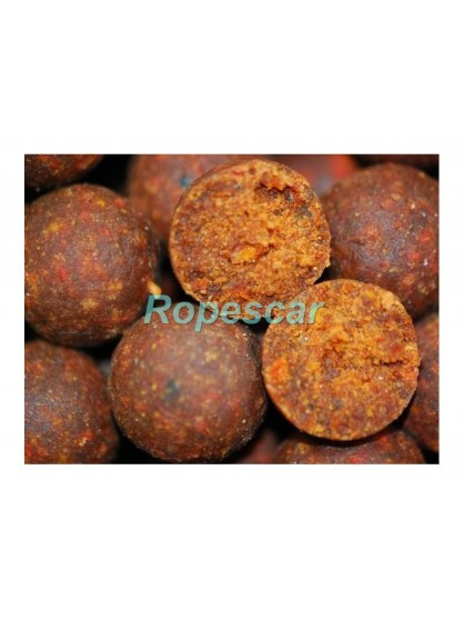Boilies solubil Bio Krill + n-Butyric & Indian Spice - Select Baits