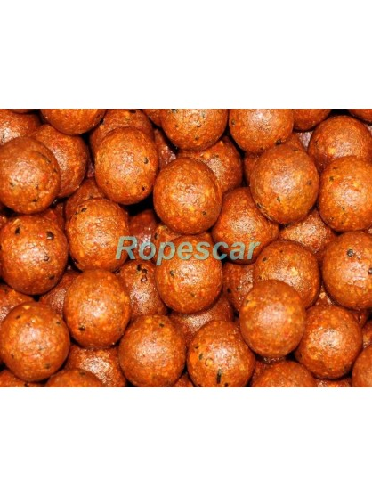 Boilies solubil Hot Fish + Monster Crab & Black Pepper Oil - Select Baits