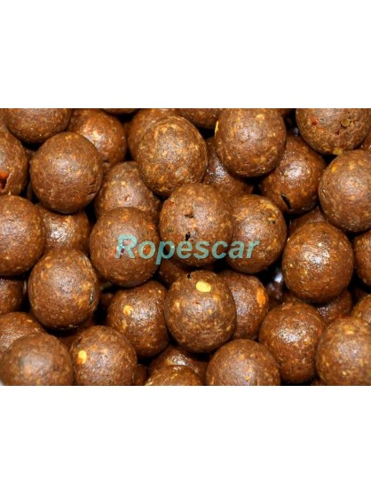 Boilies tare Liver Spice + Frankfurter - Select Baits
