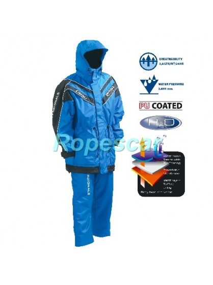 Costum Albastru Thermo Breathable - Spro