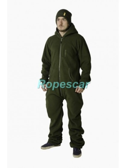 Costum Fleece Rompa Green - Navitas