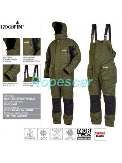 Costum Element ( - 20 grade ! ) - Norfin