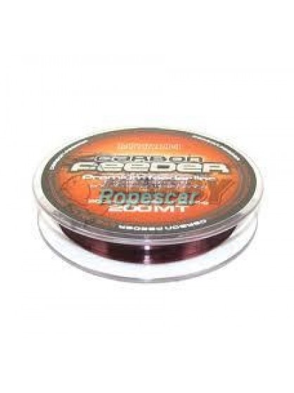 Monofilament Carbon Feeder 200 M - Mivardi