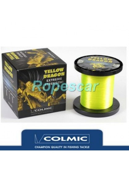 Fir monofilament Yellow Dragon - Colmic