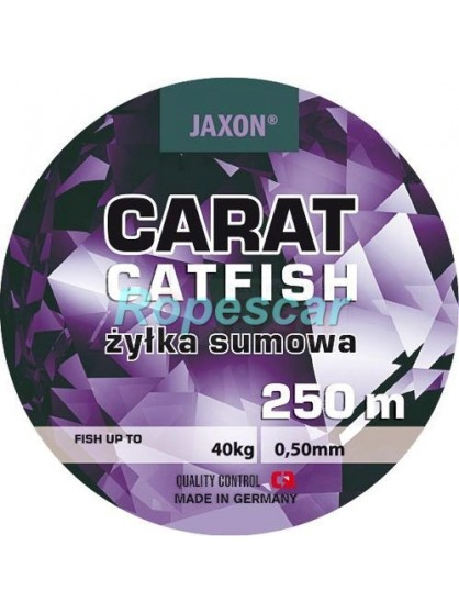 Fir monofilament Carat Catfish - 250 M - Jaxon