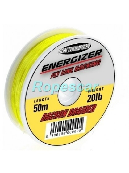 Fir Backing Energizer Dacron 20lbs. - Ron Thompson