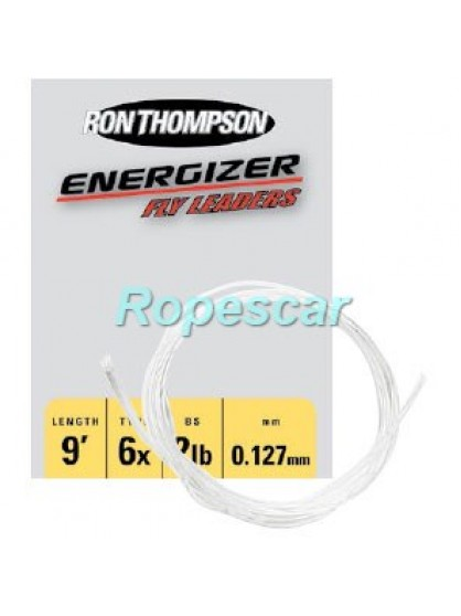 Fir forfac conic Fly Leader Tapered - Ron Thompson