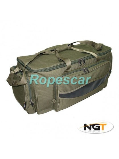 Geanta Jumbo Insulated Green  Carryall (909-L) - NGT