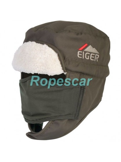 Caciula Polar Hat Green - Eiger