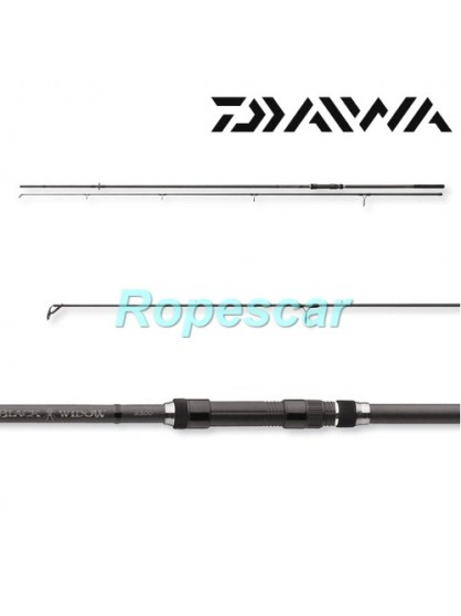 Lanseta Black Widow Carp 3,90 M/3,5 Lbs./2 buc. - Daiwa
