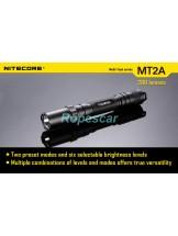 Lanterna Led Nitecore MT2 A  - 115 M