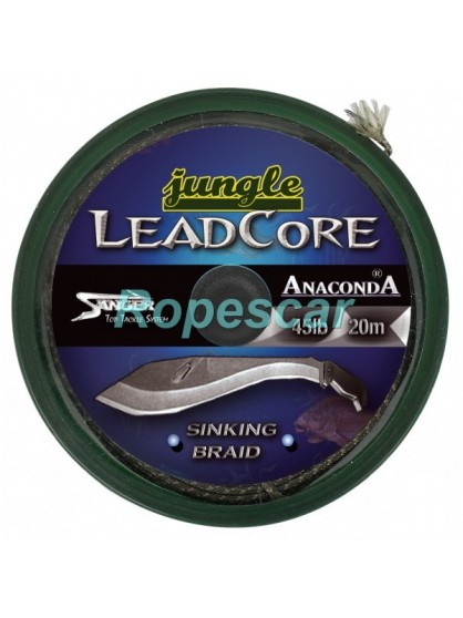 Fir leadcore Anaconda Jungle - 45lbs.