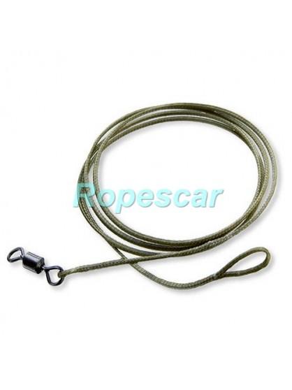 Lead Core Rig cu Vartej ProCarp L=80cm 2 buc./plic - Cormoran