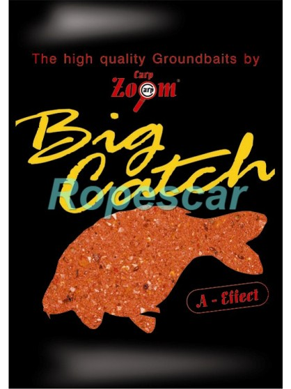 Mix Big Catch Groundbait Fishmeal Strawberry - Carp Zoom
