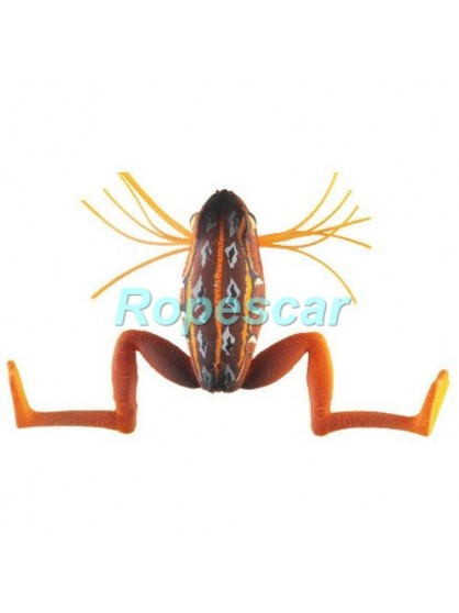 Broasca Prorex Micro Frog Mad Brown 3,5 cm.  - Daiwa