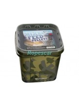 Pelete Halibut Mixed Feed Pellets Camo Bucket,galeata 3,0 kg - Bait-Tech