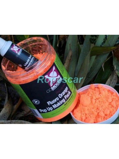 Fluo Orange Pop-up Mix Pack -  CC Moore