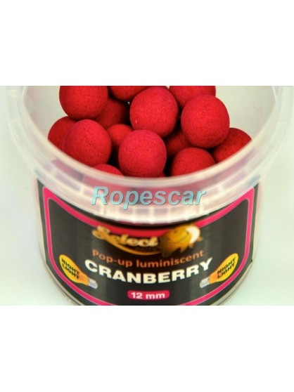 Pop-up Cranberry - Select Baits