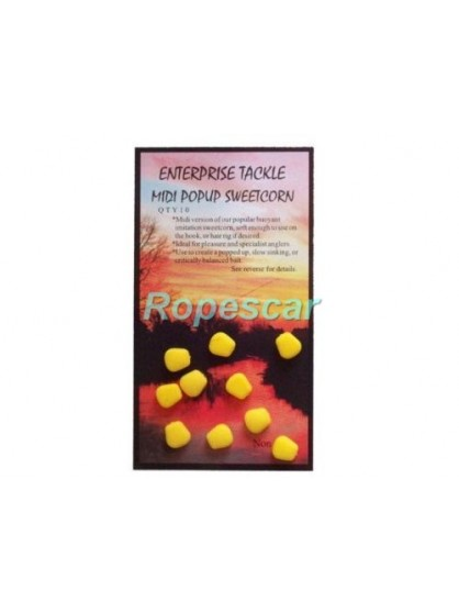Porumb artificial Midi Pop-up Sweetcorn  - Enterprise Tackle
