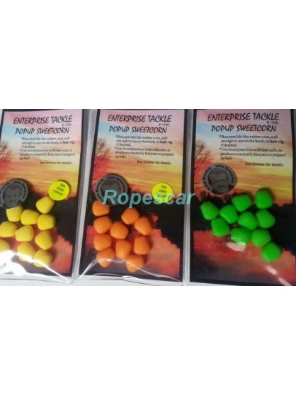 Porumb artificial - Pop-Up Sweetcorn  - Enterprise Tackle