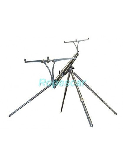 Rod Pod 4 posturi Nick 95 Evolution Gray Titan Tubes & Gray Titan Joints