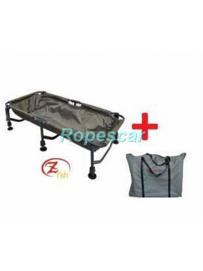 Saltea tip jgheab - Carp Cradle Royal + husa transport - Zfish