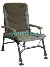 Scaun Hurricane Camo Chair - 140 kg. - Zfish