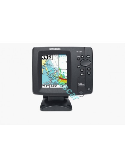 Sonar  587 CXI HD Dual Beam - Humminbird