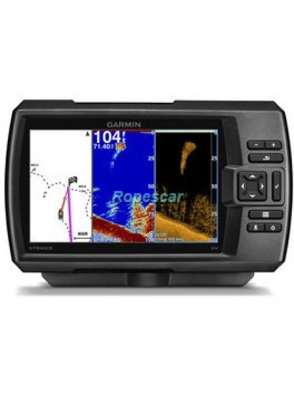 Sonar Striker 7DV + GPS + DownVu Imaging - Garmin