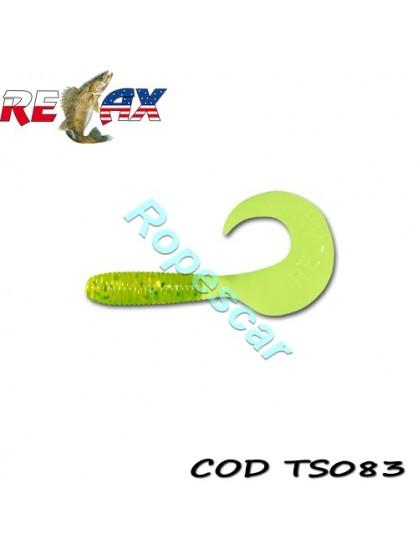"Twister VR3 TS 083 6 cm.(3"") set x 5 buc. - Relax Spinning"